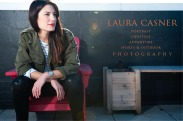 Laura Casner Photography offered headshots for Indiegogo perks.